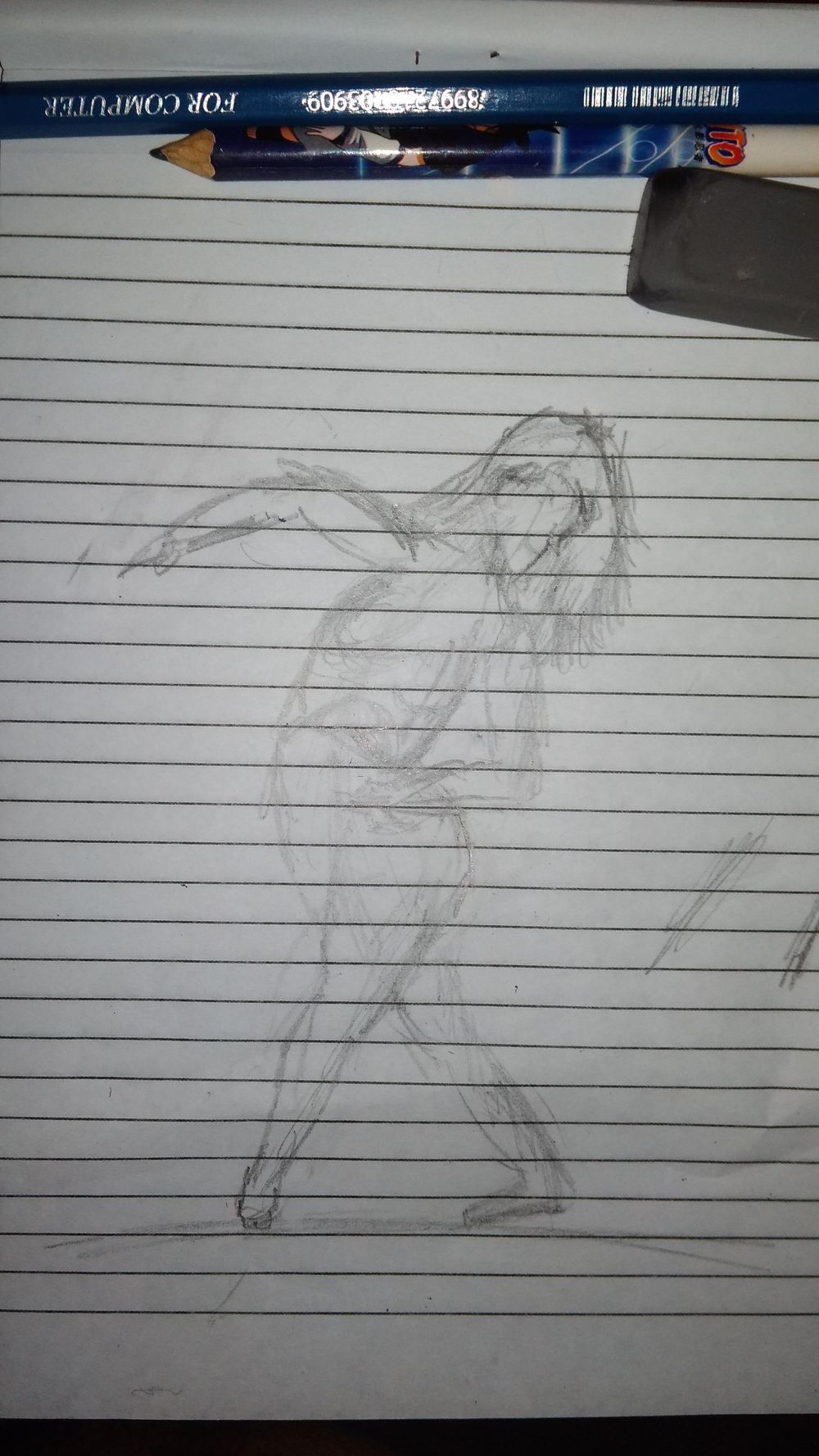 Learning Figure Drawing, - image 1 - student project