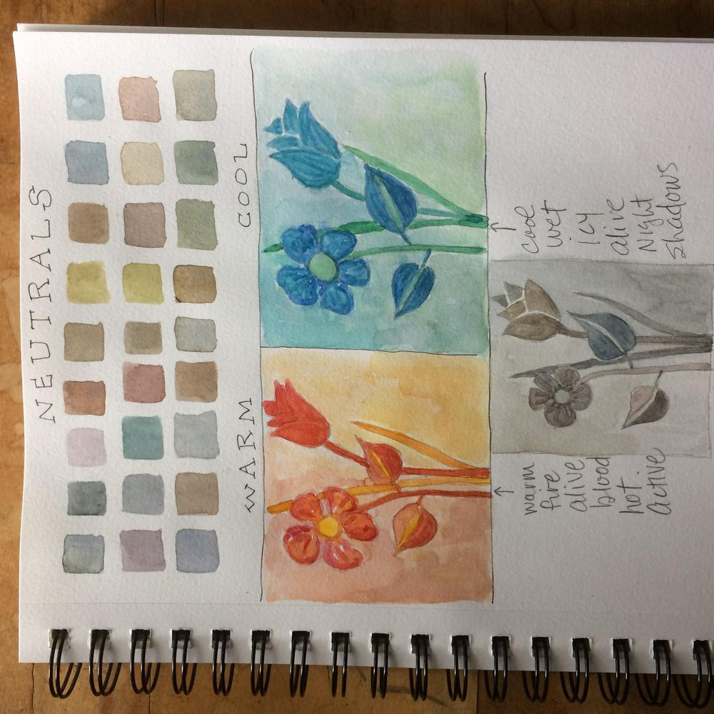 color exercises - image 3 - student project