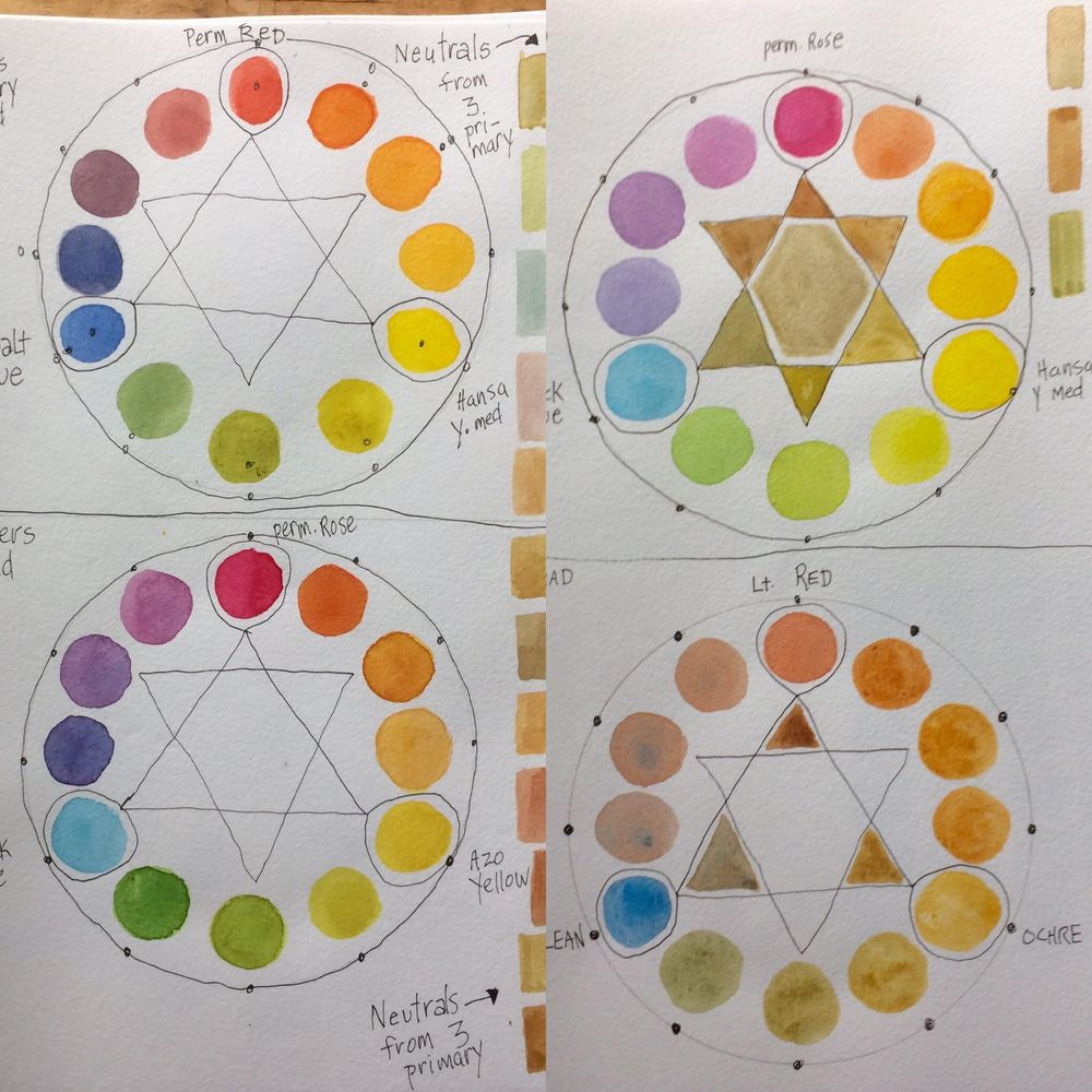 color exercises - image 1 - student project