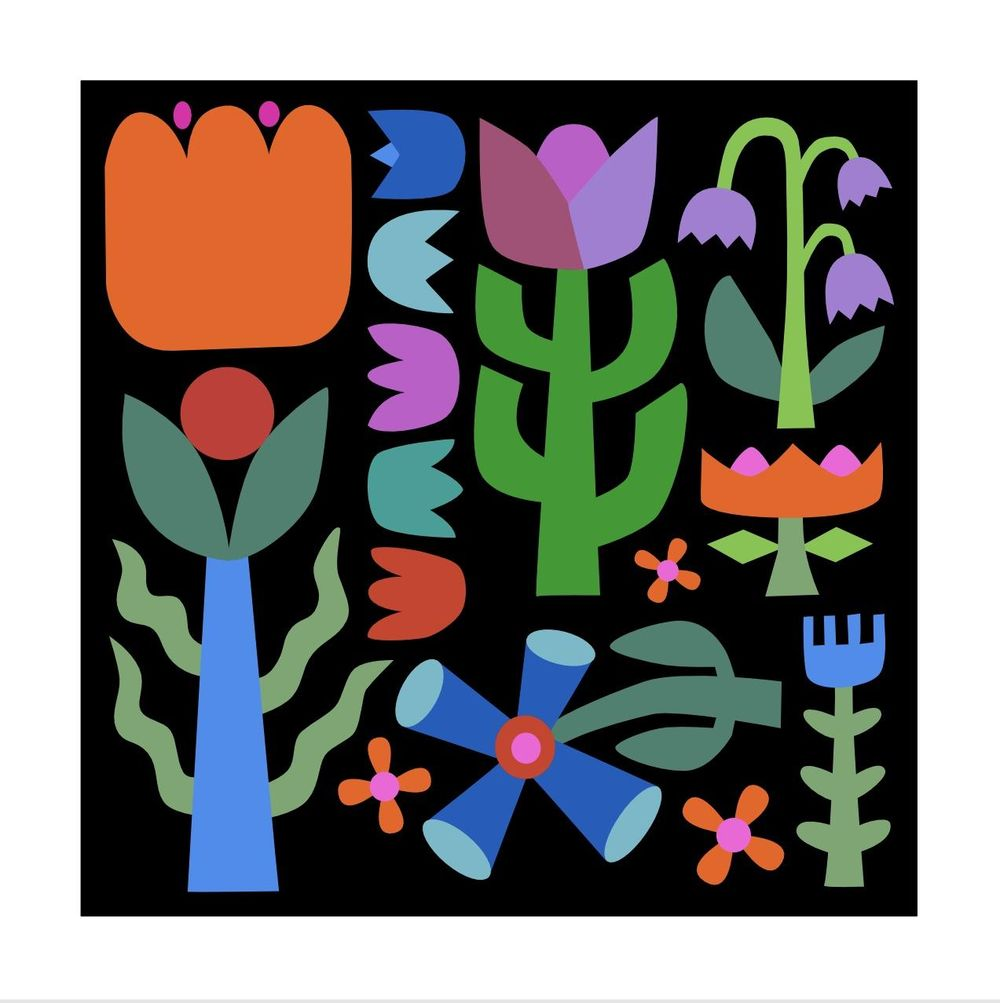 Flower Garden - image 2 - student project