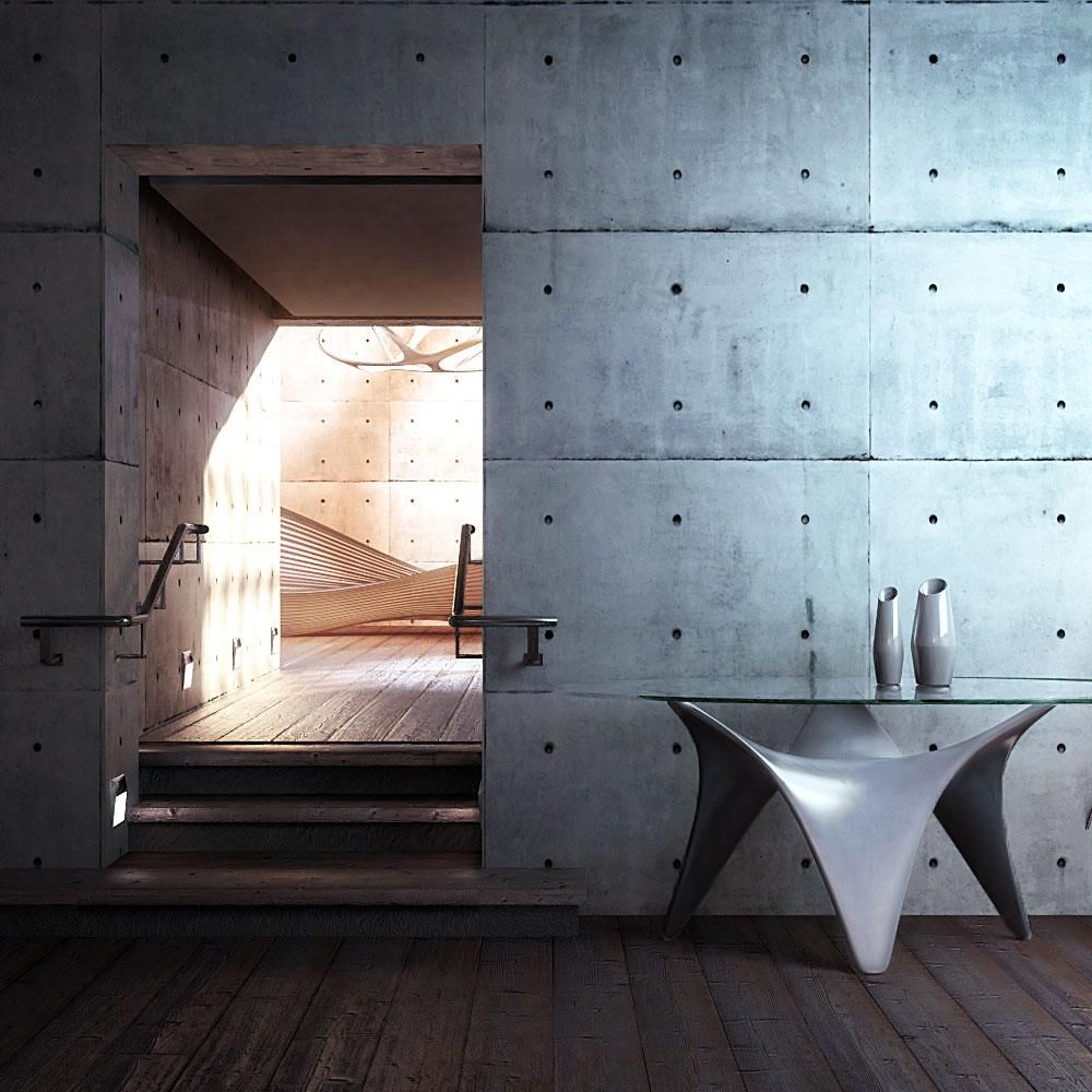 Rendering Interiors for Beginners - Final Render - image 1 - student project