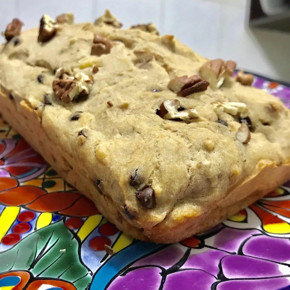 Banana Chocolate chip pecan - image 1 - student project
