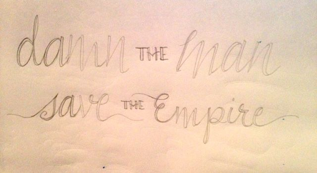Damn the Man, Save the Empire - image 3 - student project