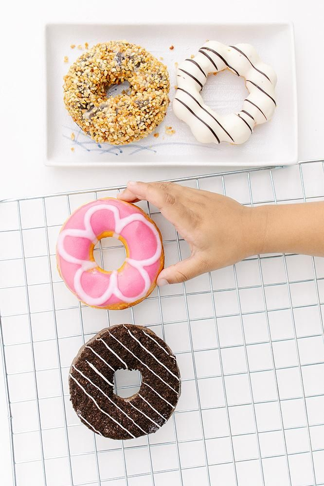 Doughnuts for my little kid - image 2 - student project