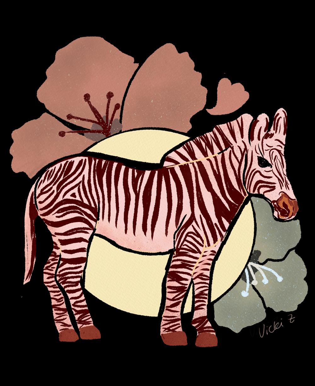 Zebra - image 3 - student project