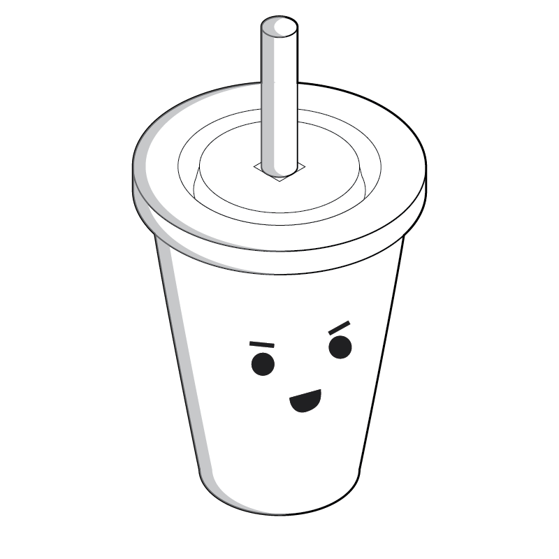 Walking Cup - image 1 - student project
