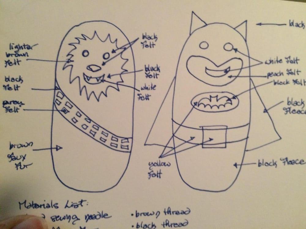 Chewbacca Batman - image 1 - student project
