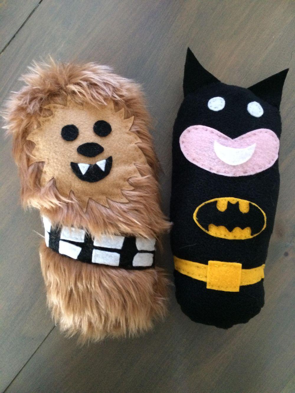 Chewbacca Batman - image 4 - student project