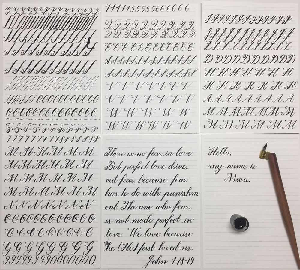Copperplate - image 5 - student project