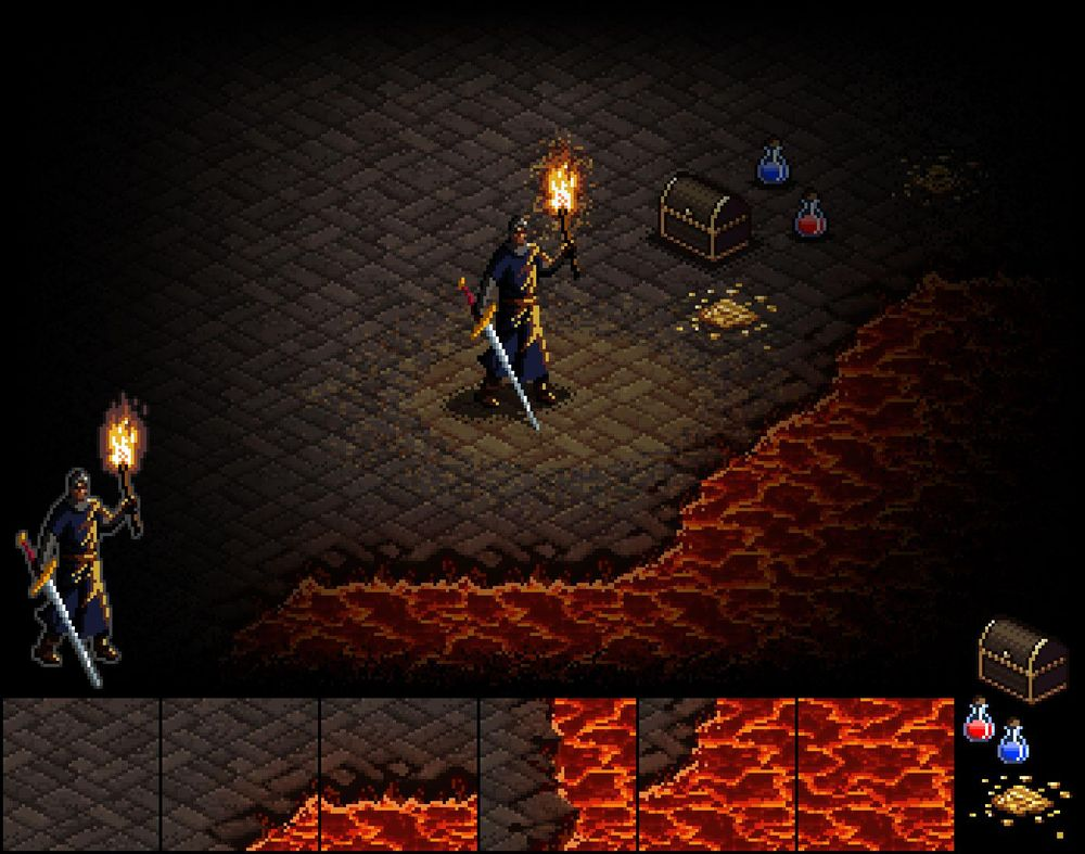 Diablo, from the SNES Era - image 1 - student project