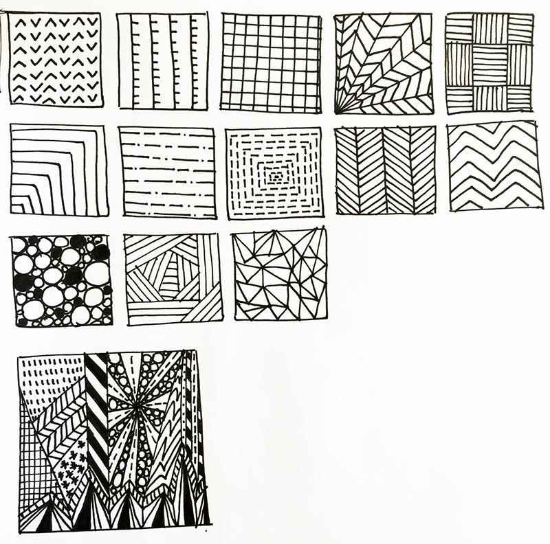 Doodles practice - image 1 - student project
