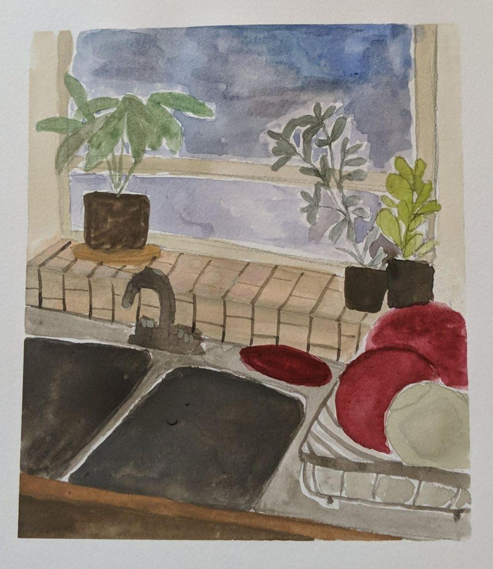 Sketchbook practice - image 3 - student project