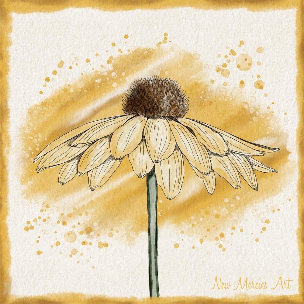 Rachel's Watercolor Botanicals - image 1 - student project