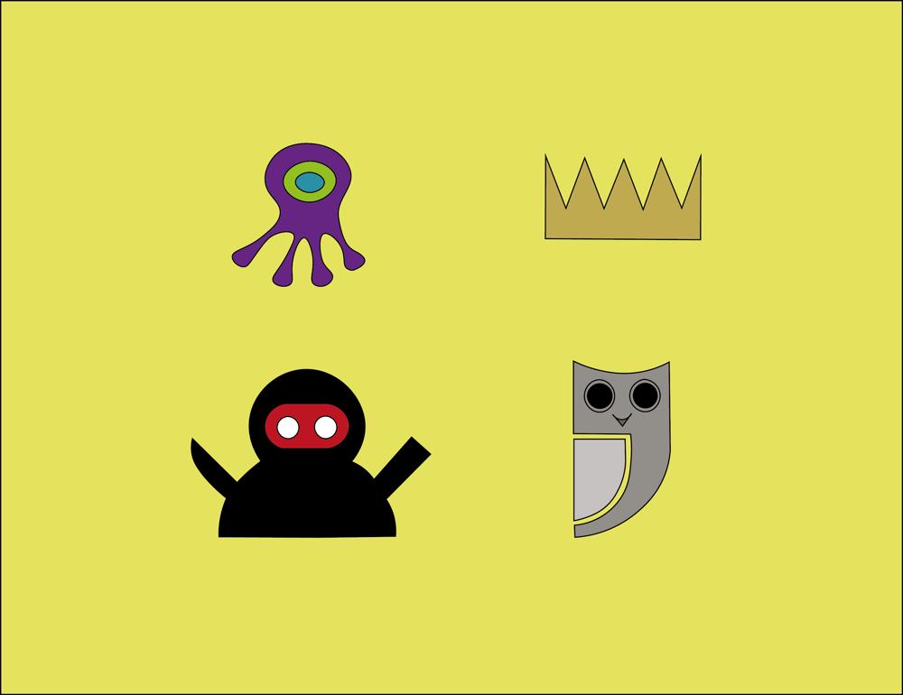 Illustrator Class - image 1 - student project