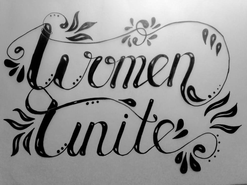 Women Unite - image 1 - student project