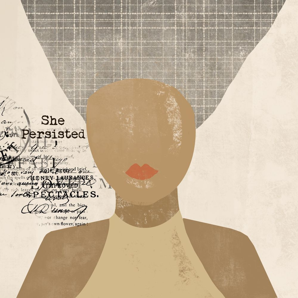 She Persisted - image 1 - student project