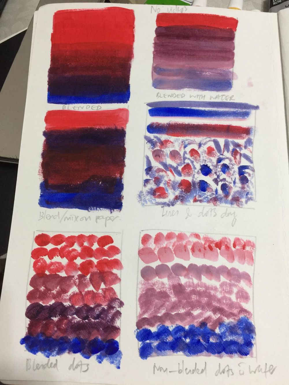 gradation exercises - image 1 - student project