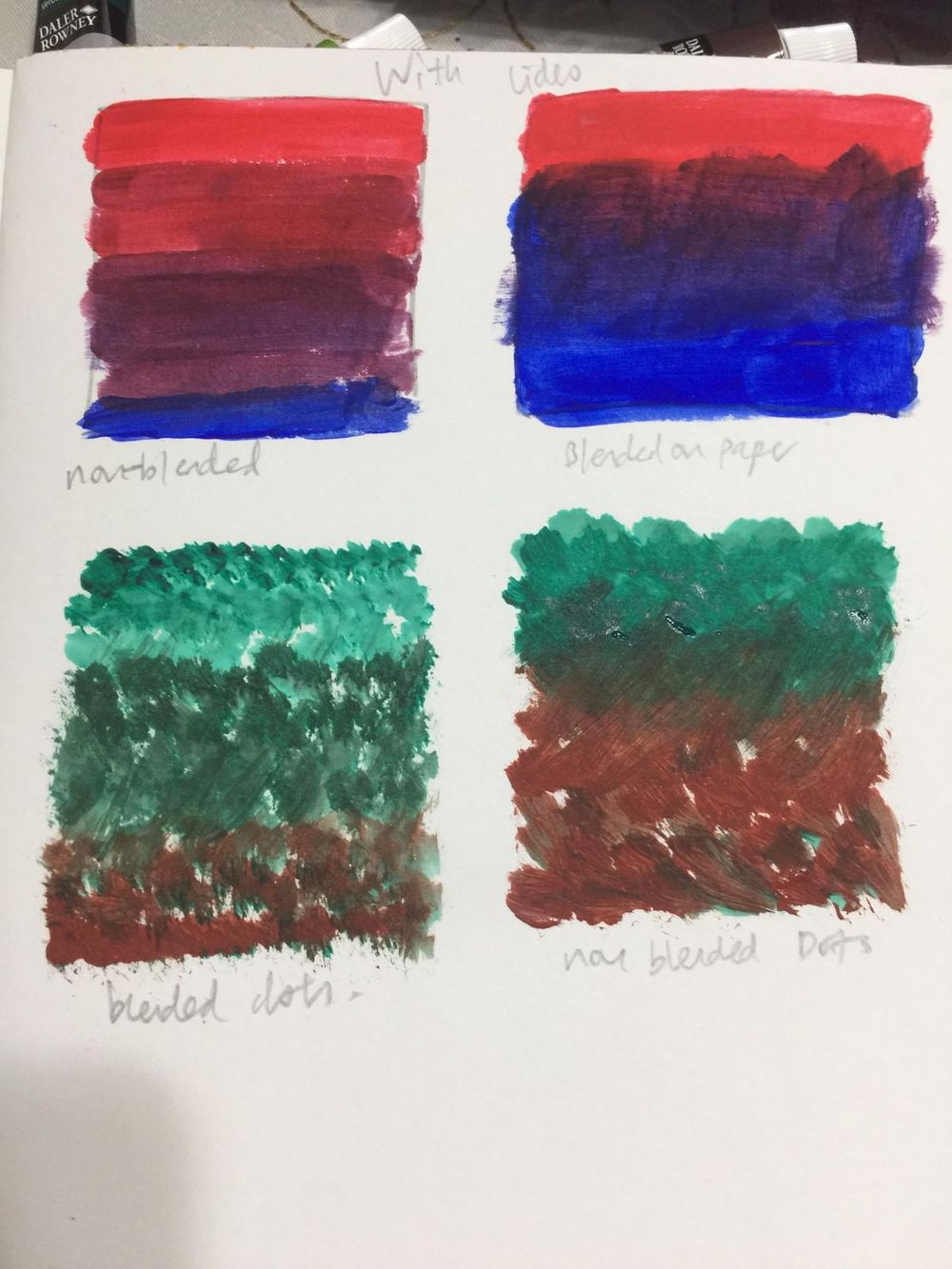 gradation exercises - image 2 - student project