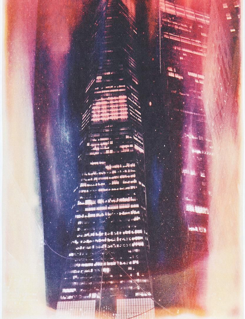 New York Glitched - image 14 - student project