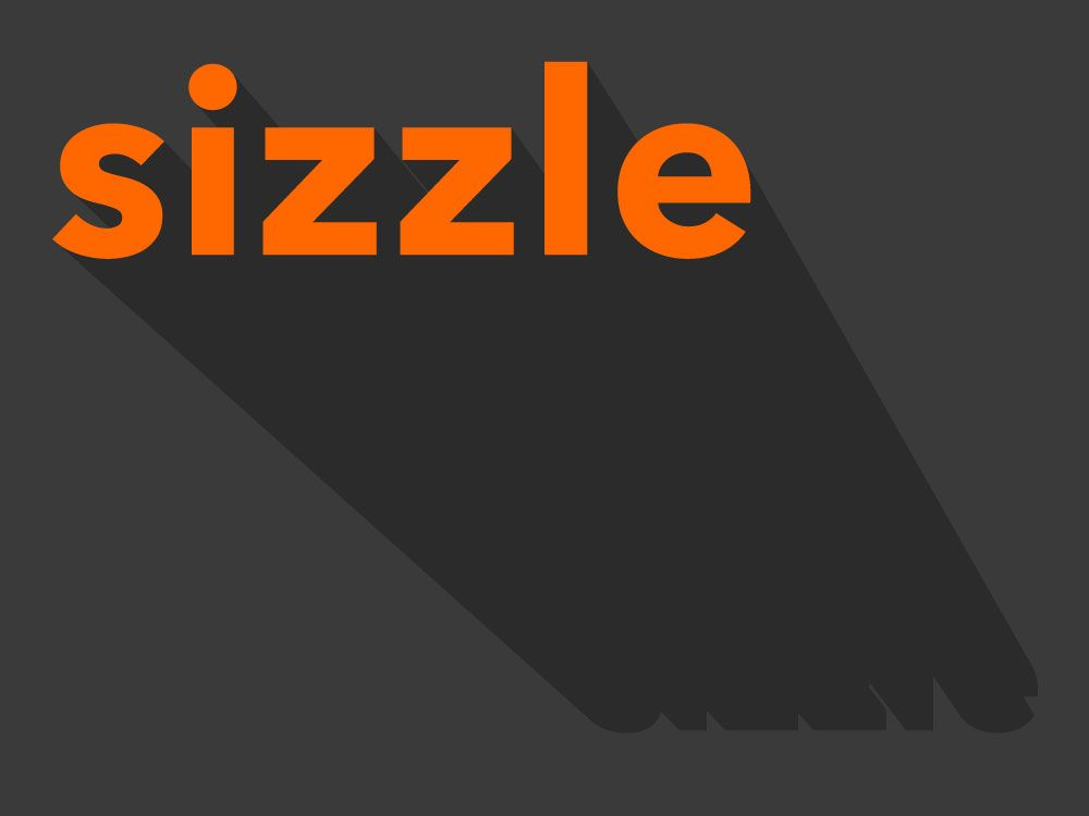 Sizzle - image 1 - student project