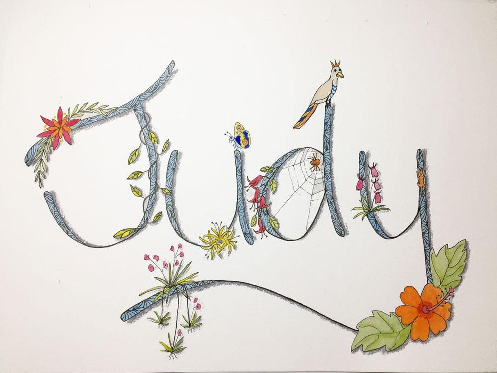 Pretty Letters! - image 1 - student project