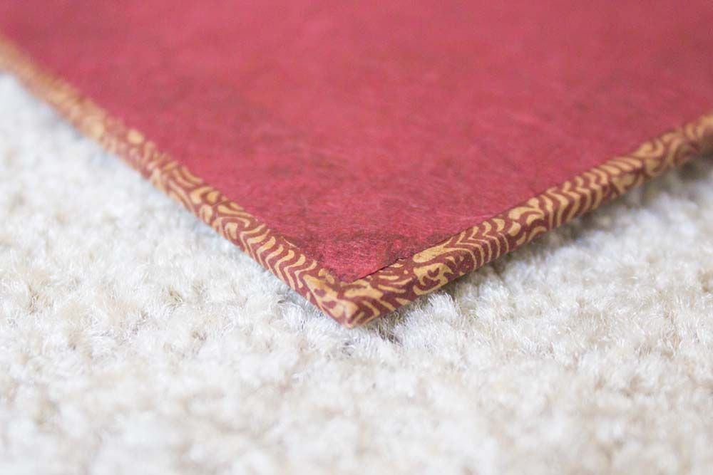 My first coptic stitch book! - image 3 - student project