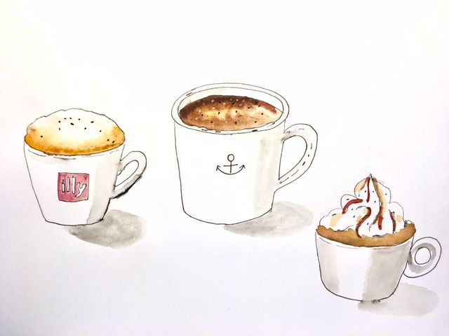 more coffee - image 1 - student project