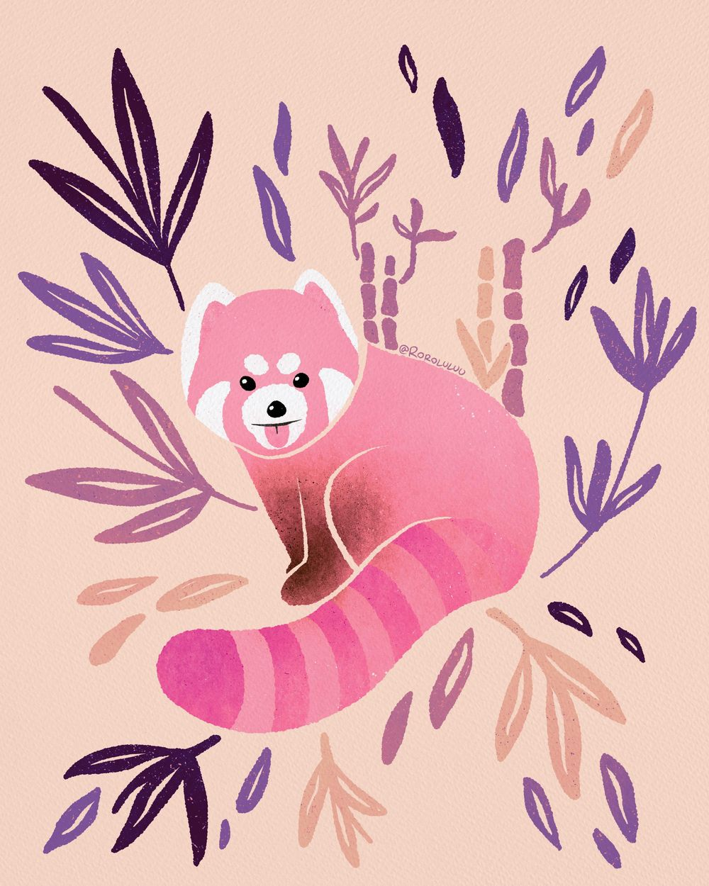 Not so Red Panda - image 3 - student project