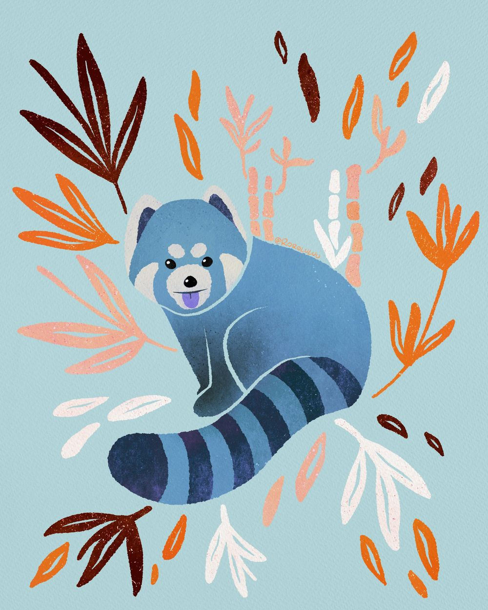 Not so Red Panda - image 2 - student project