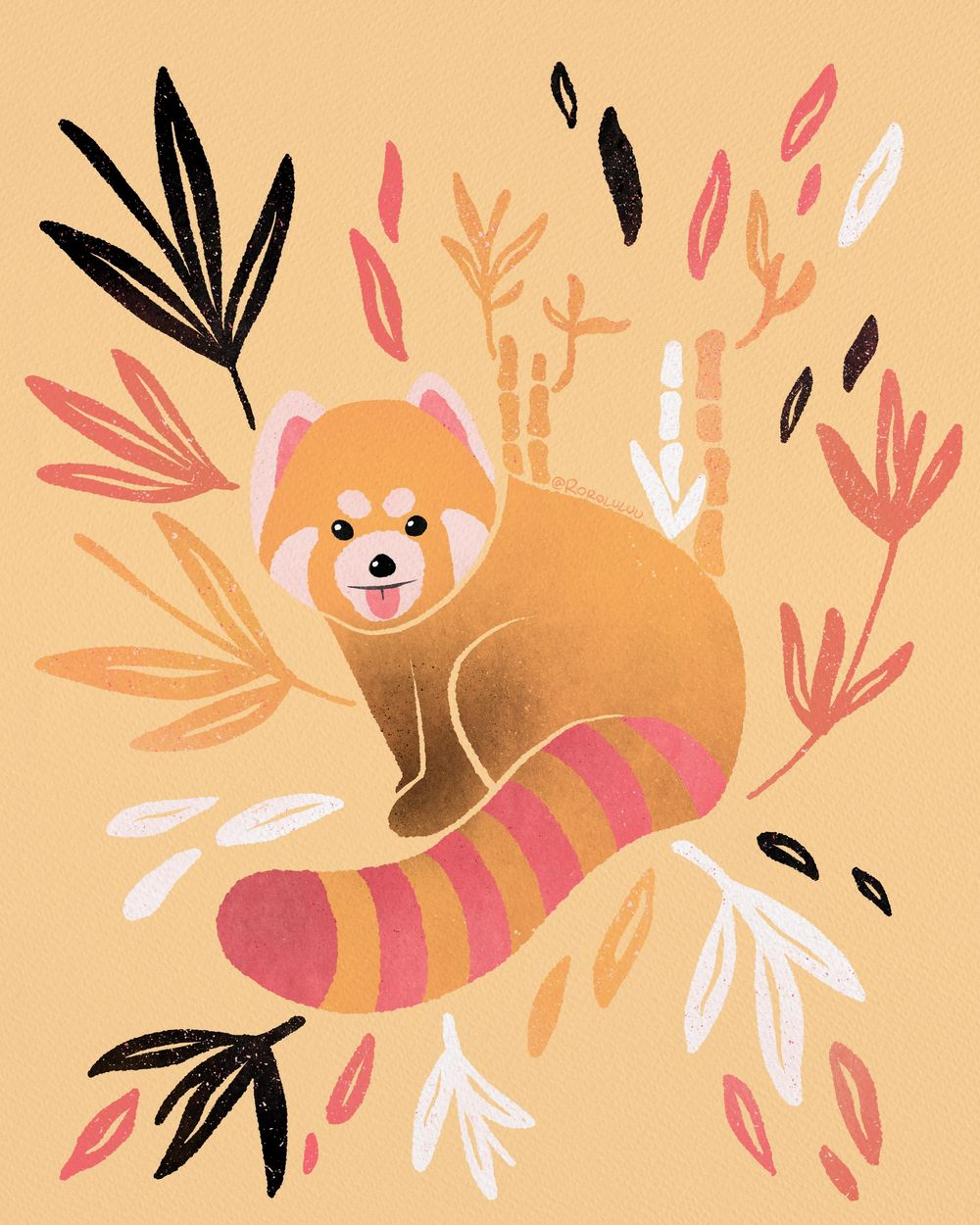 Not so Red Panda - image 1 - student project