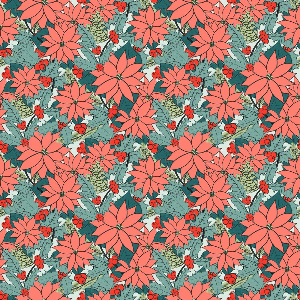 Advanced Seamless Repeat Patterns - image 6 - student project