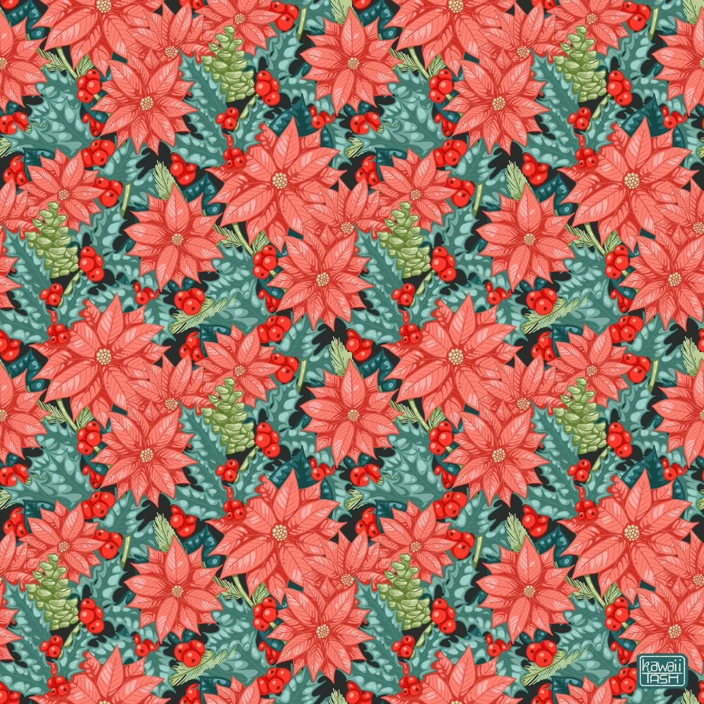 Advanced Seamless Repeat Patterns - image 3 - student project