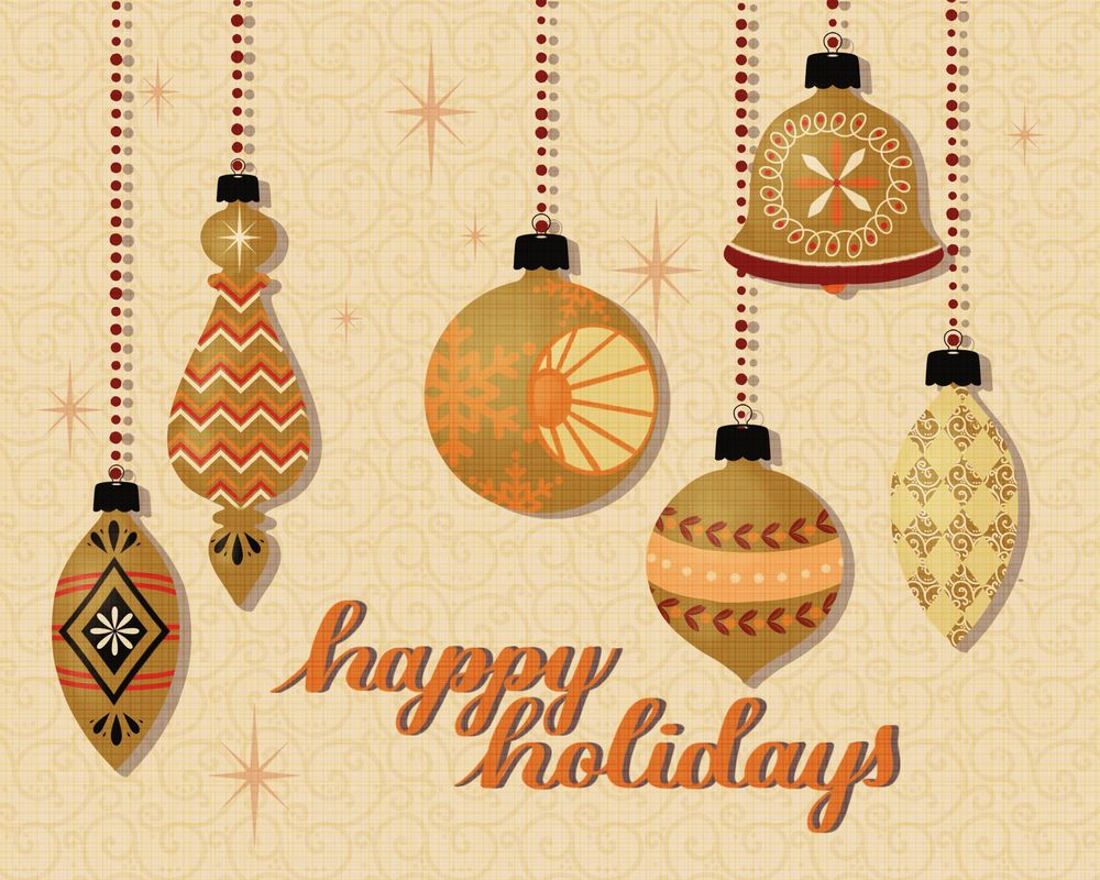 Holiday Ornaments - image 1 - student project