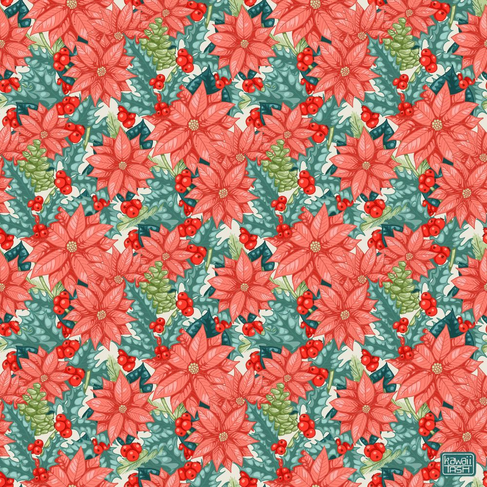 Advanced Seamless Repeat Patterns - image 4 - student project