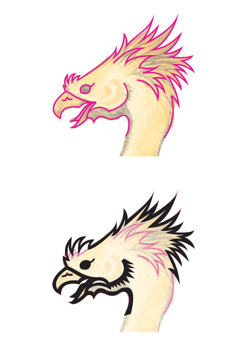 CHOCOBO - image 1 - student project
