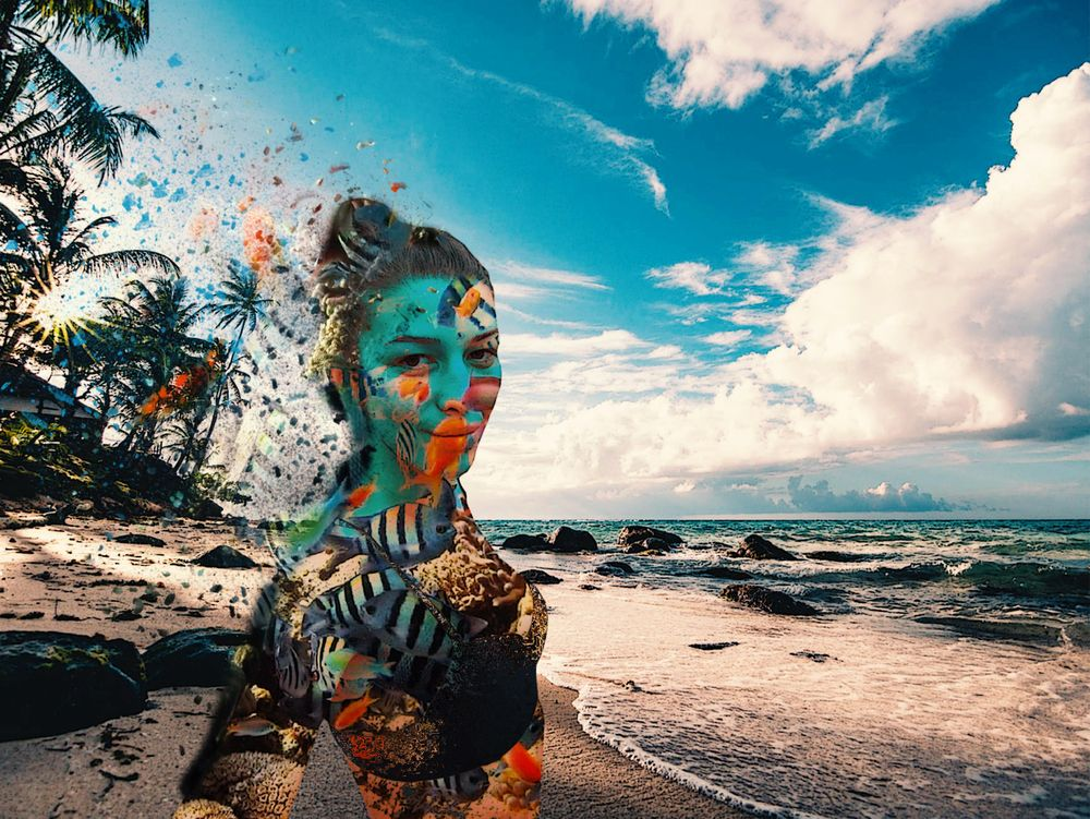 Photoshop Composite Images - image 5 - student project
