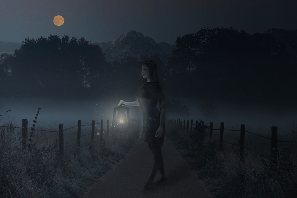 Photoshop Composite Images - image 4 - student project