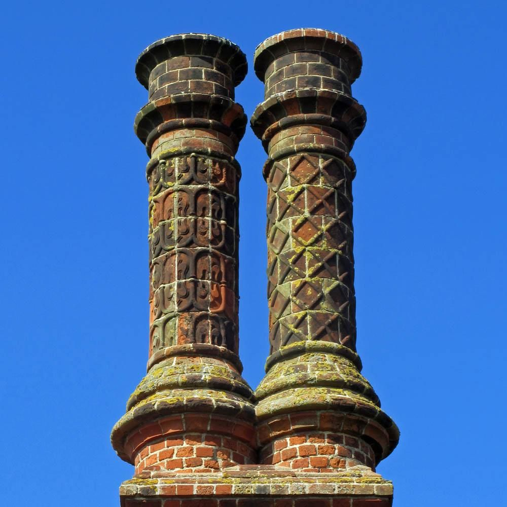 Week 3- Chimneys, mud and shadows - image 1 - student project