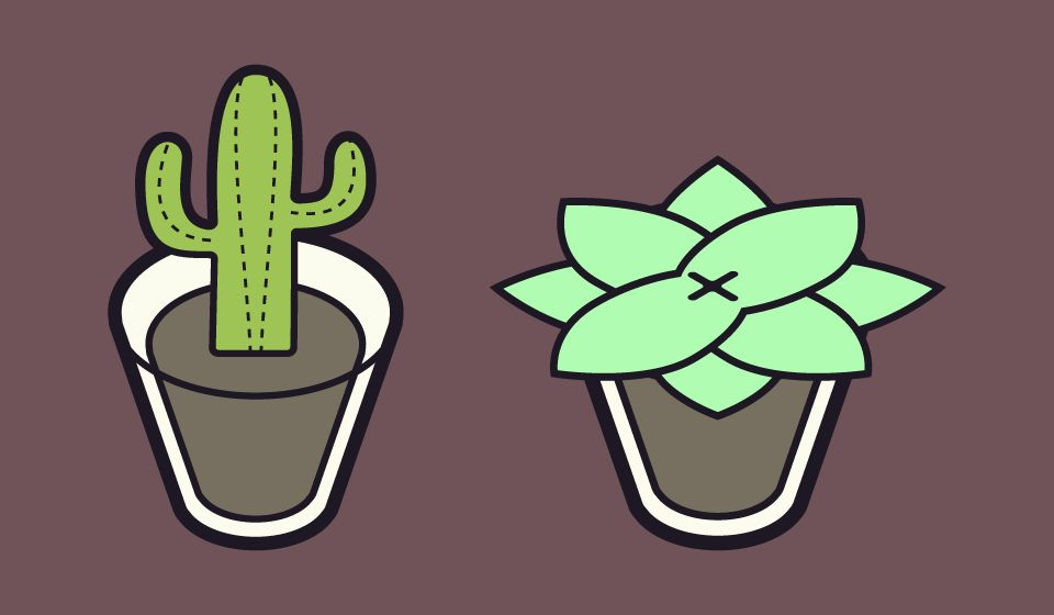 Some plants - image 1 - student project
