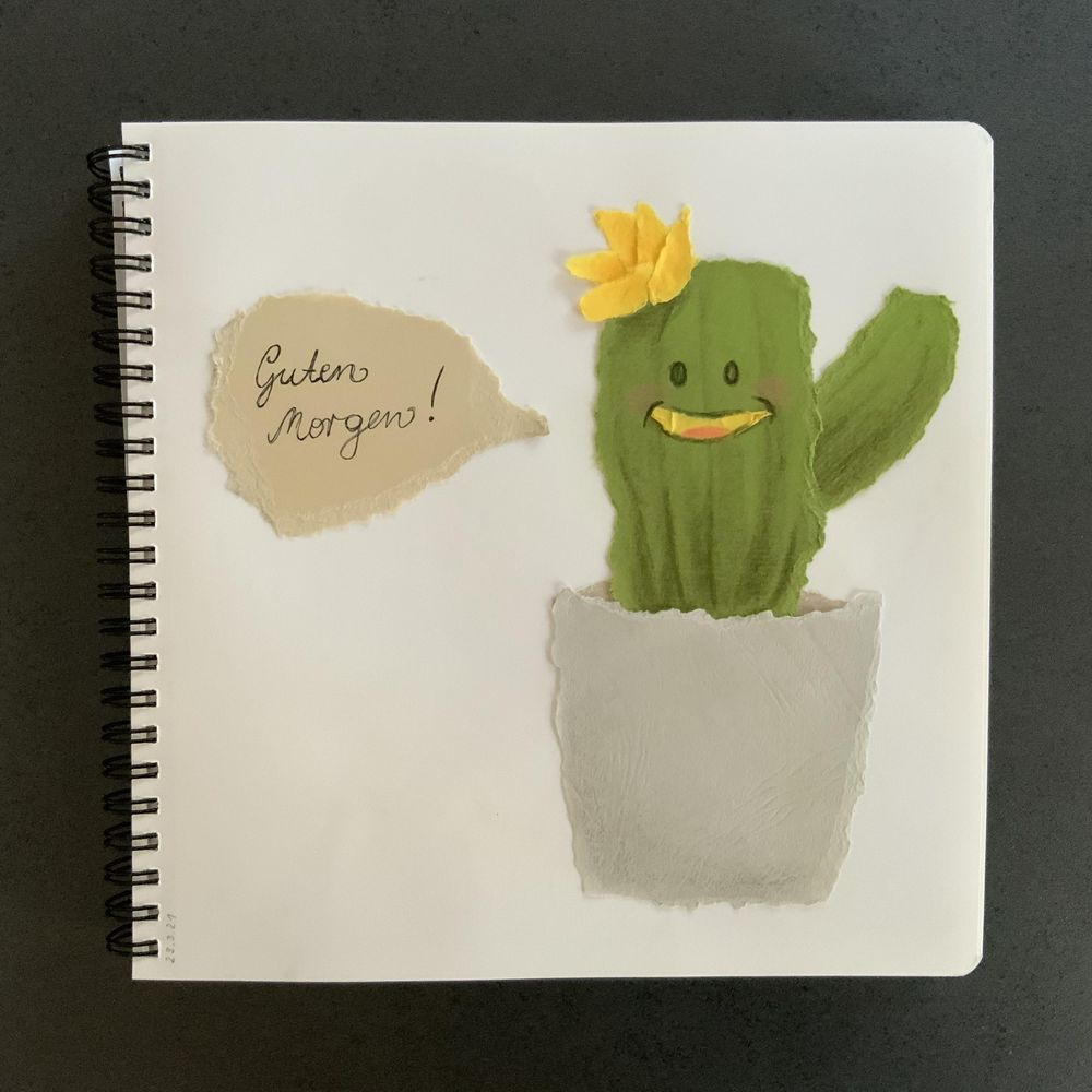 Having fun with my sketchbook - image 10 - student project