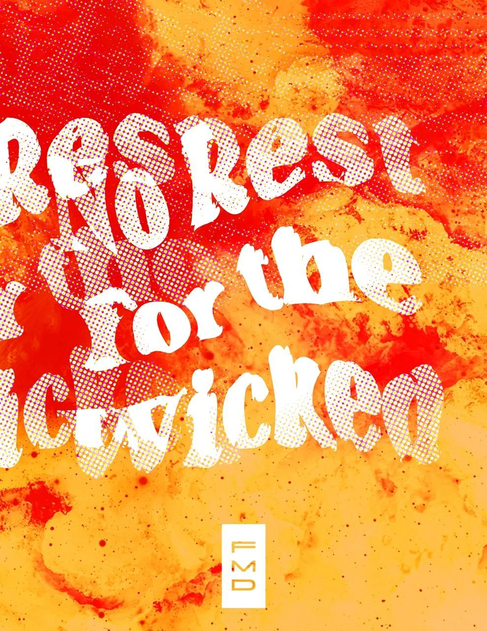 No Rest for the Wicked - image 1 - student project