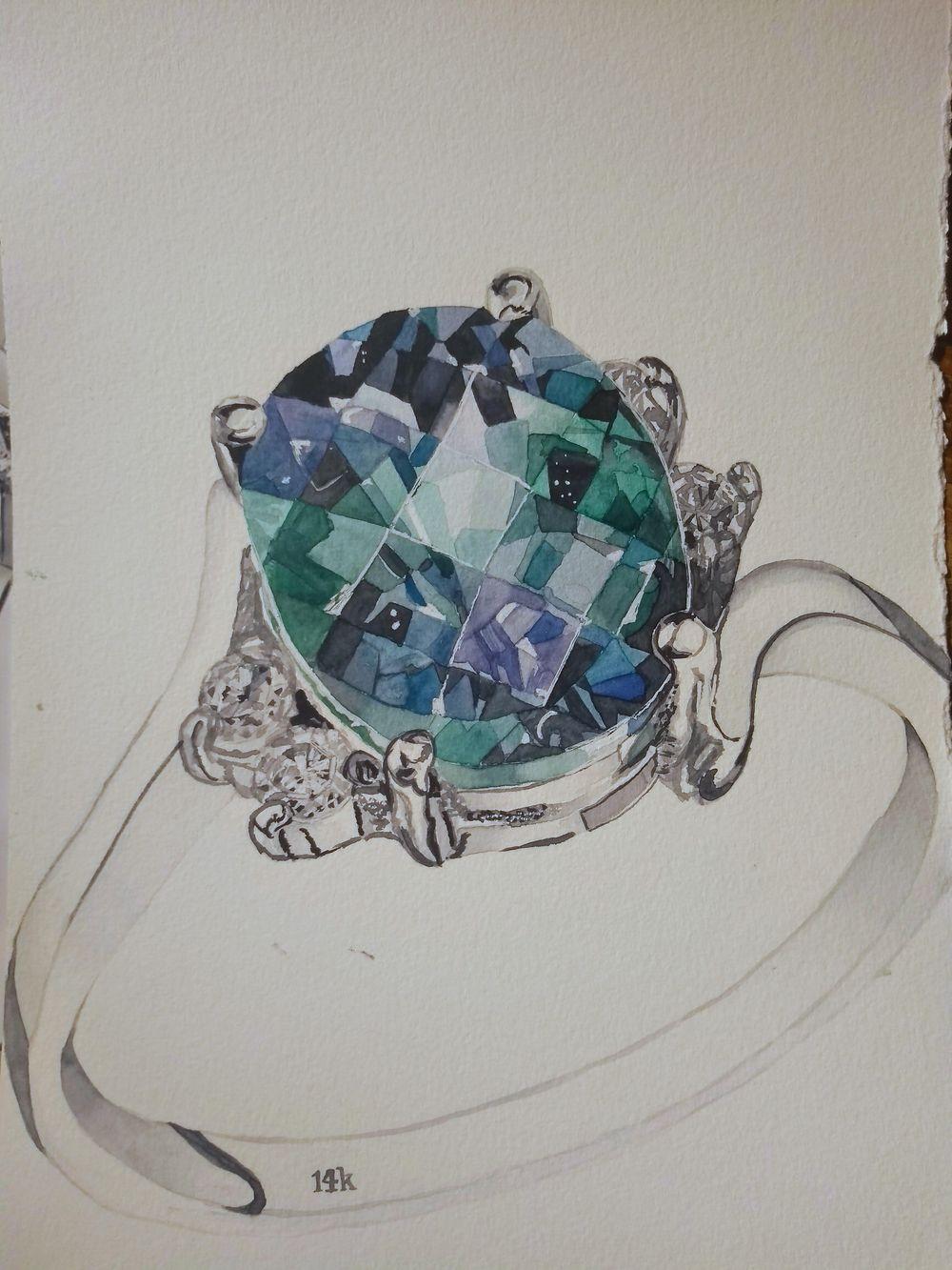 Gemstone - image 2 - student project