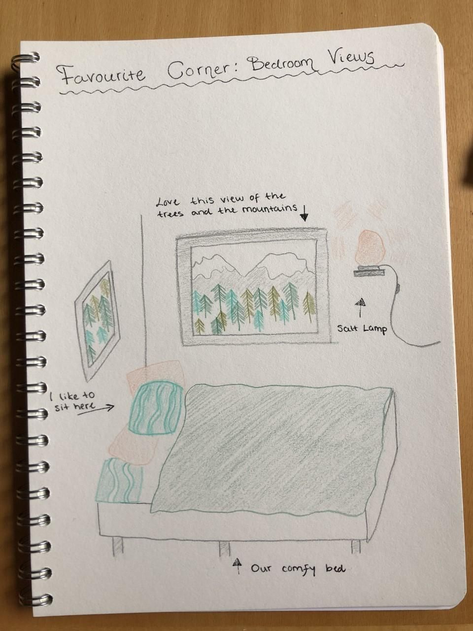 28 Day Self-Care Challenge Workshop - image 11 - student project