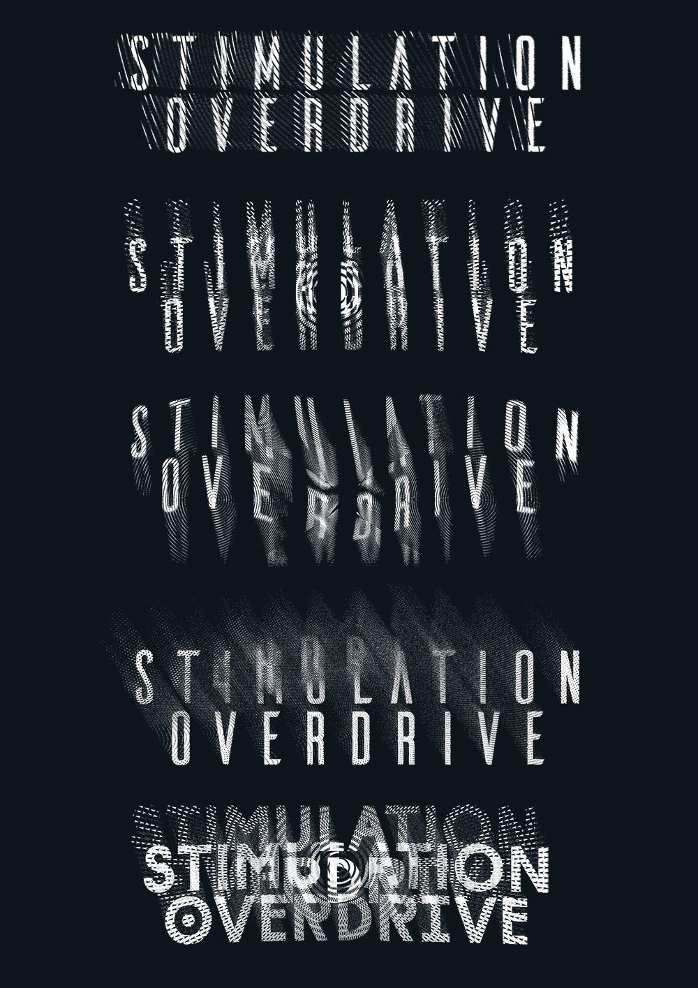 Stimulation Overdrive - image 2 - student project