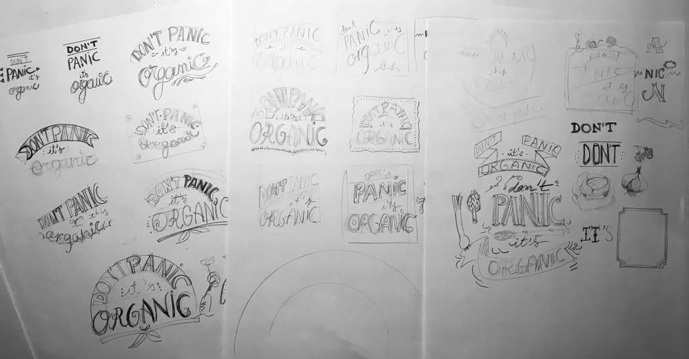 Don't Panic it's Organic - image 3 - student project