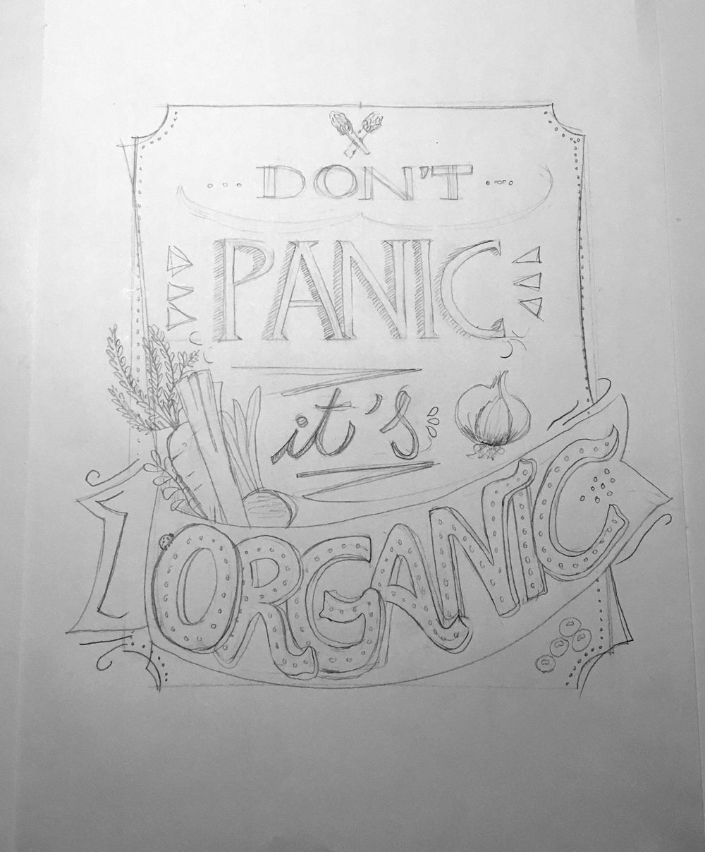 Don't Panic it's Organic - image 4 - student project