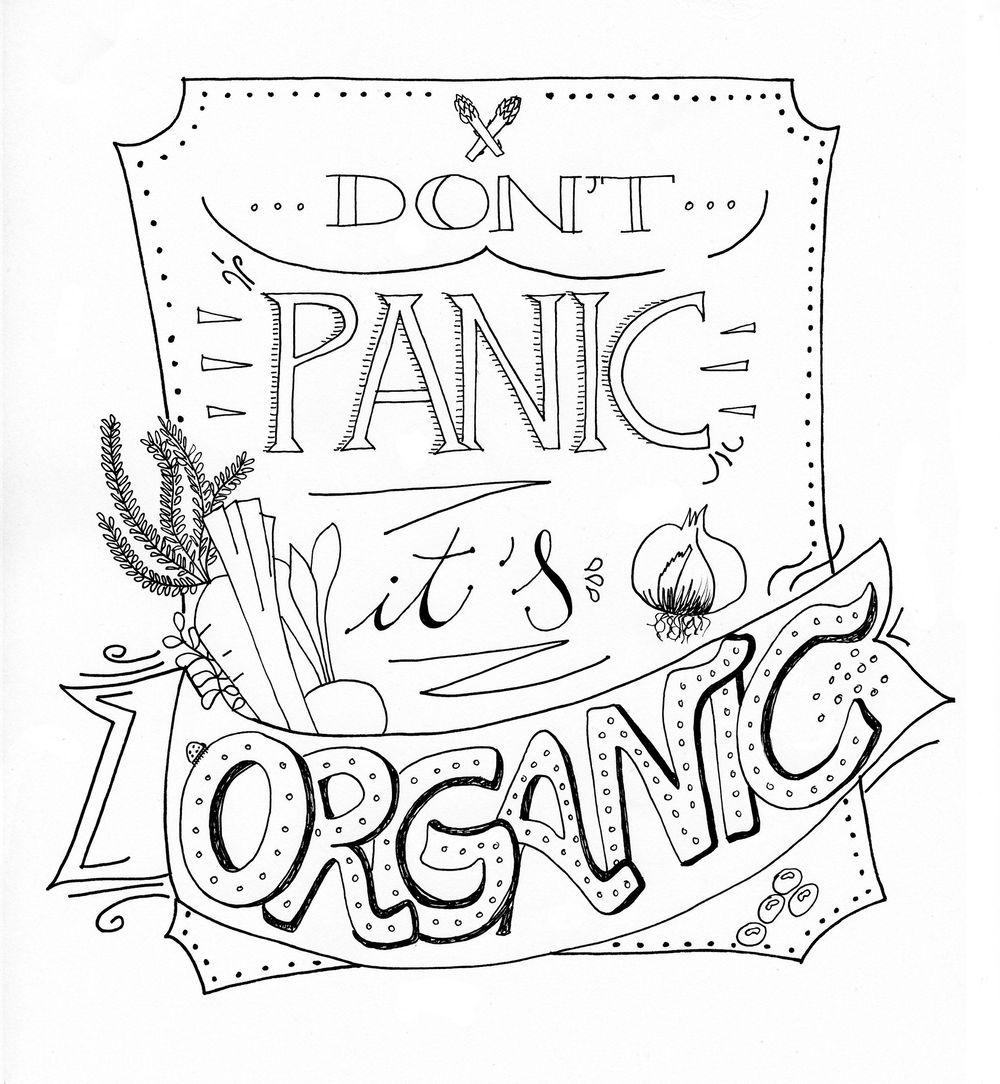 Don't Panic it's Organic - image 5 - student project