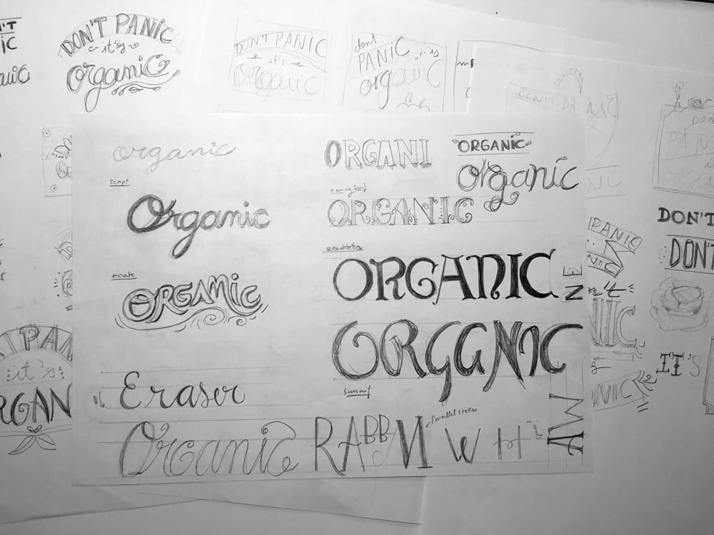Don't Panic it's Organic - image 2 - student project