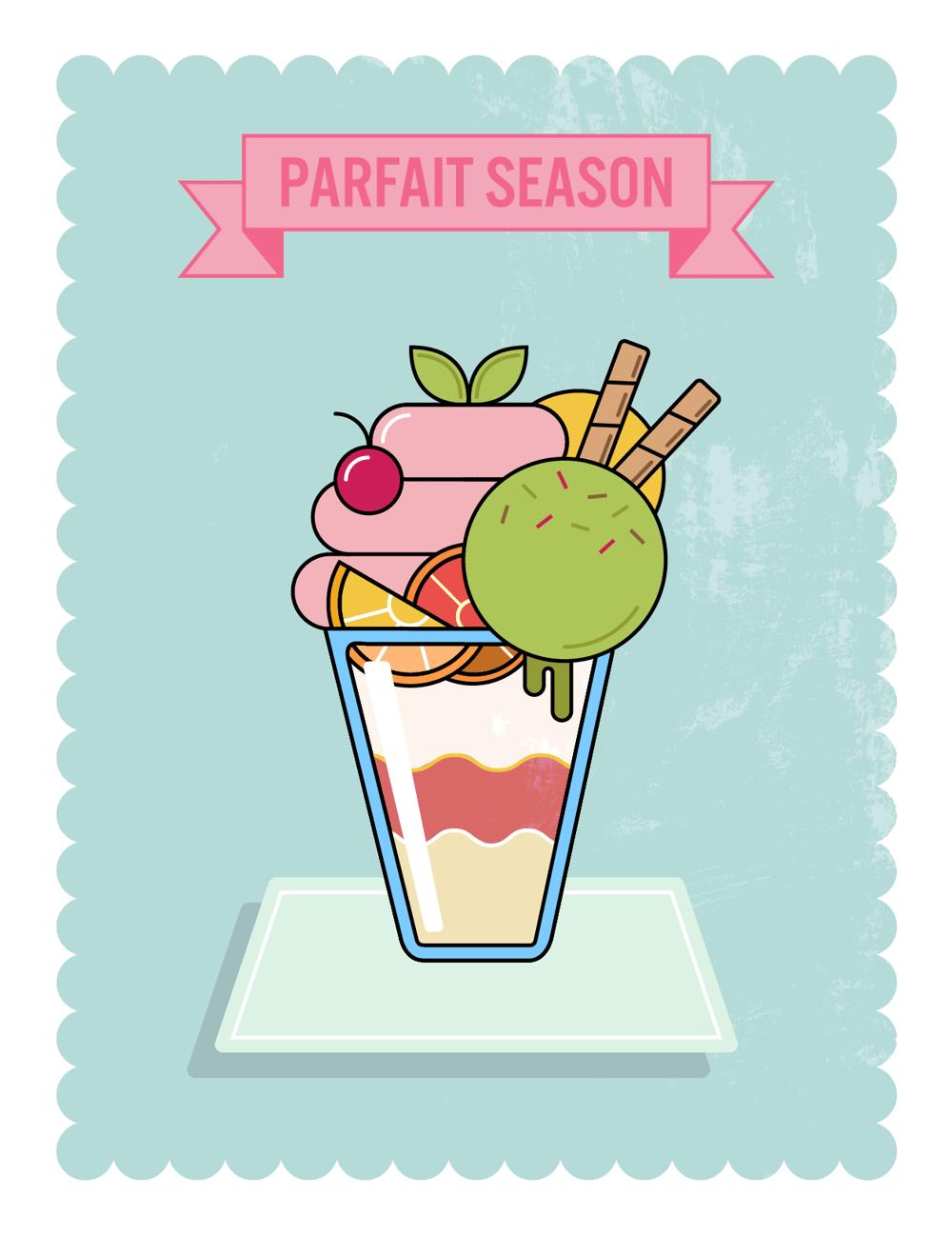 Parfait Season - image 1 - student project