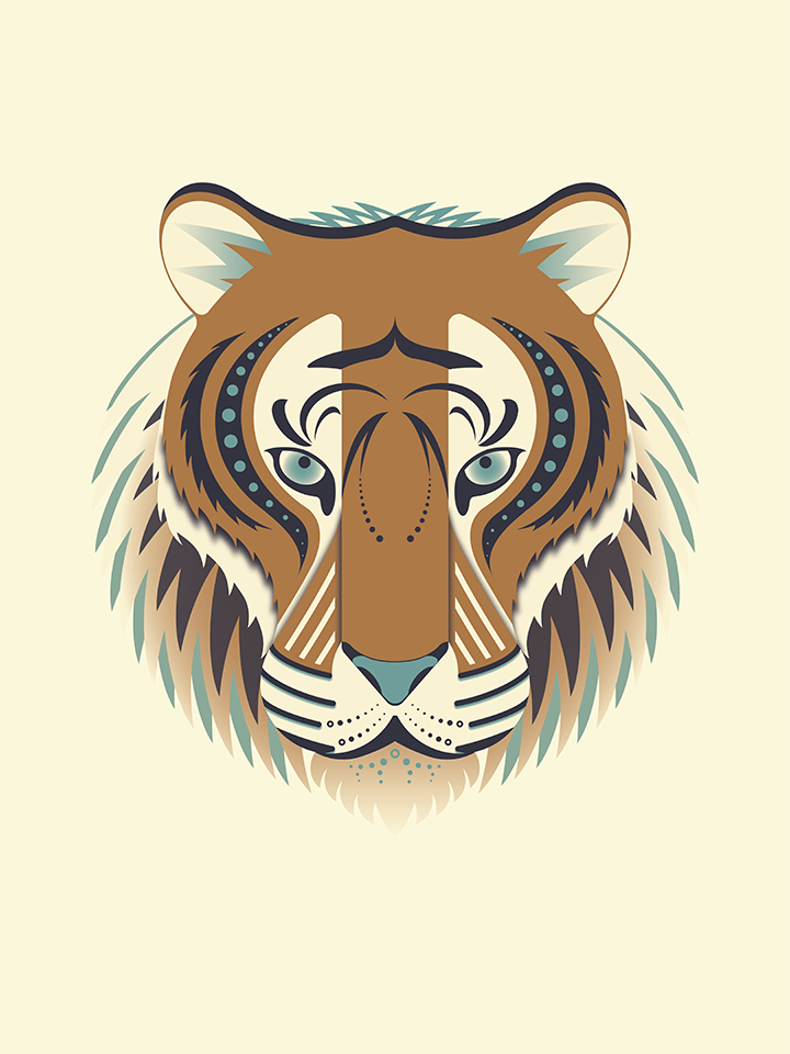 The Tiger - image 3 - student project